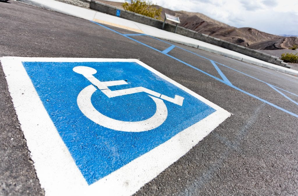 Thoughts on Disabled Parking